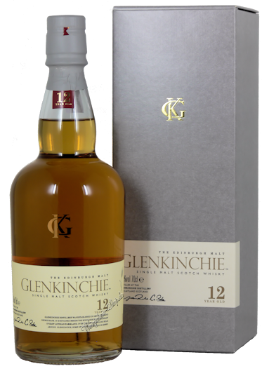 Glenkinchie Single Malt Whisky 12 Jahre 43% vol. 0,7l