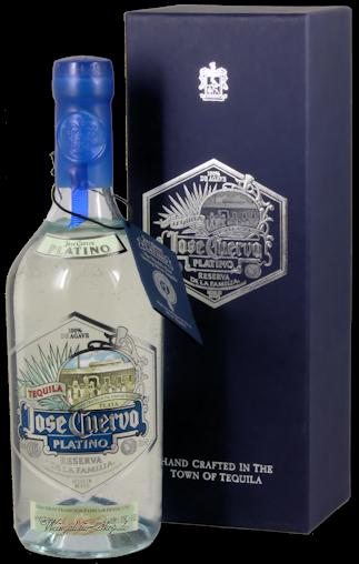 Jose Cuervo Reserva Platino de la Familia Tequila 40% vol. 0,7l