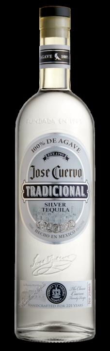 Jose Cuervo Tradicional Silver Tequila 38% vol.