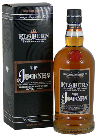Glen Els The Journey Edition 43% vol. 0,7l
