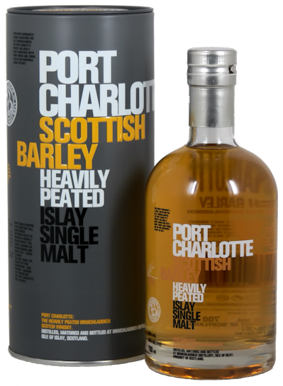 Bruichladdich Scottish Barley Whisky 50% vol. 0,7l