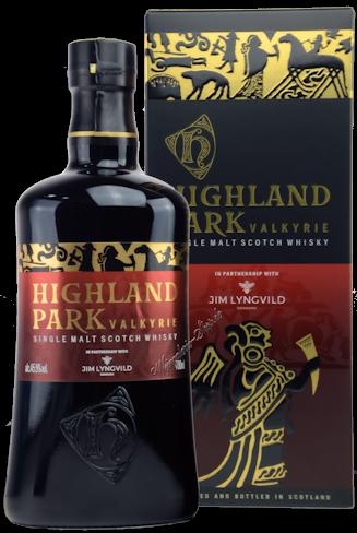 Highland Park Valkyrie Single Malt Scotch Whisky 45,9% vol. 0,7l