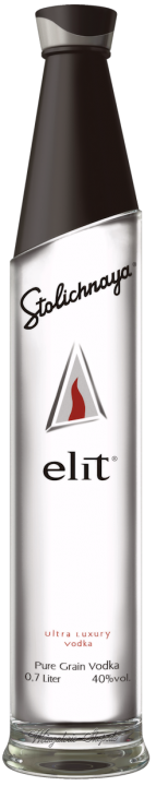 Stolichnaya Elit Vodka 40% vol. 0,7l