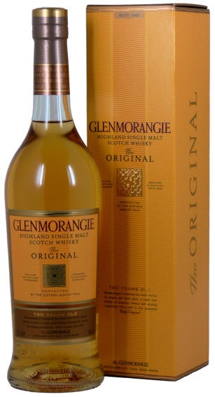 Glenmorangie 10 Jahre Original Single Malt Whisky 40% vol.