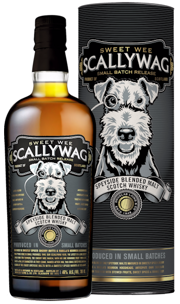 Scallywag Blended Malt Scotch Whisky 46% vol. 0,7l