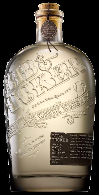 Bib & Tucker White Whiskey 46% vol. 0,7l