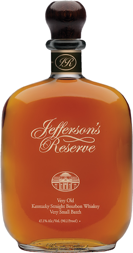 Jeffersons Reserve very old small batch 45,1% vol. 0,7l