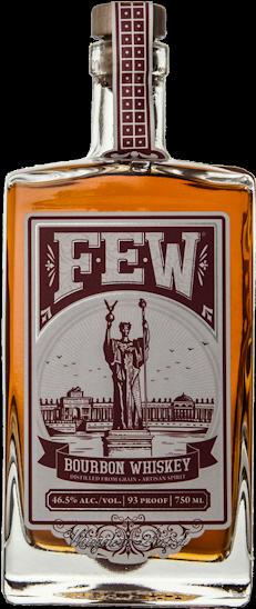FEW Bourbon Whiskey 46,5% vol. 0,7l