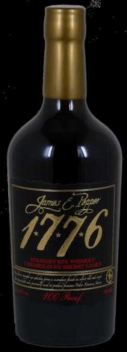 James E. Pepper 1776 Straight Rye Whiskey 50,0% vol. 0,7l
