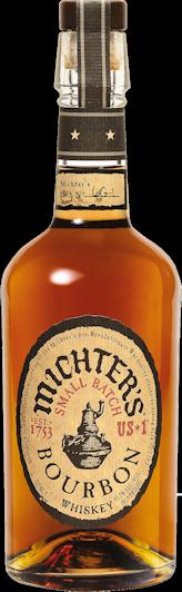 Michters Small Batch Bourbon Whiskey 45,7%vol. 0,7l