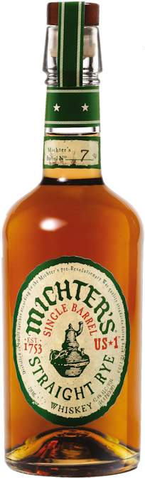Michters Single Barrel Straight Rye Whiskey 42,4%vol. 0,7l