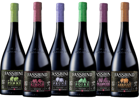 Fassbind Vieille Barrique Probierpaket 6 Flaschen