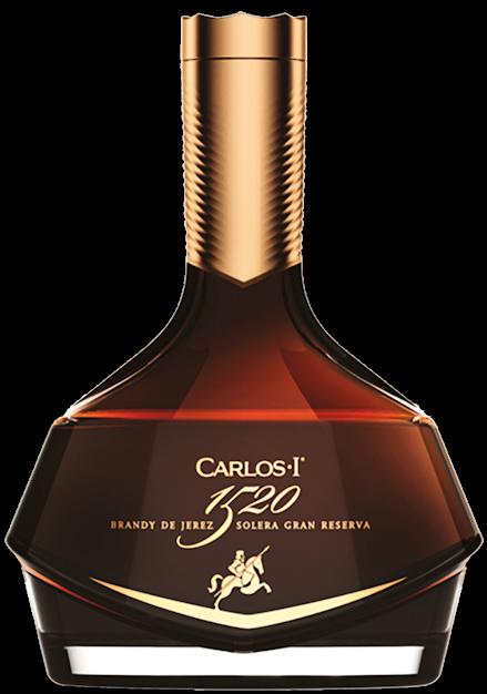 Carlos I 1520 Brandy de Jerez 41% vol. 0,7l