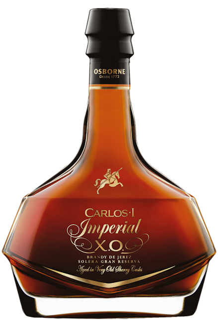 Carlos Imperial Brandy de Jerez 40% vol. 0,7l