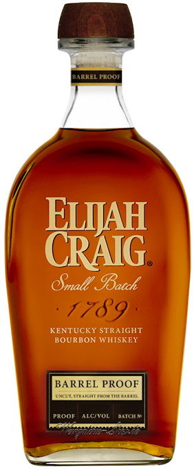 Elijah Craig Barrel Proof Bourbon Whiskey 12 Jahre 62,1% vol. 0,7l
