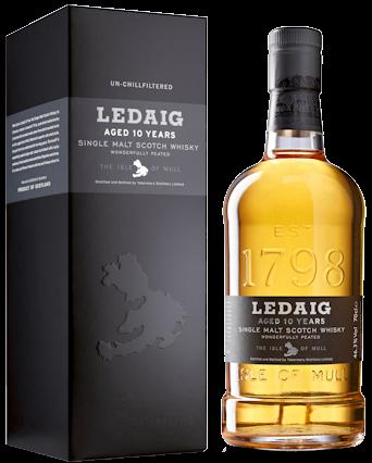 Ledaig 10 Jahre Single Malt Scotch Whisky 46,3% vol.