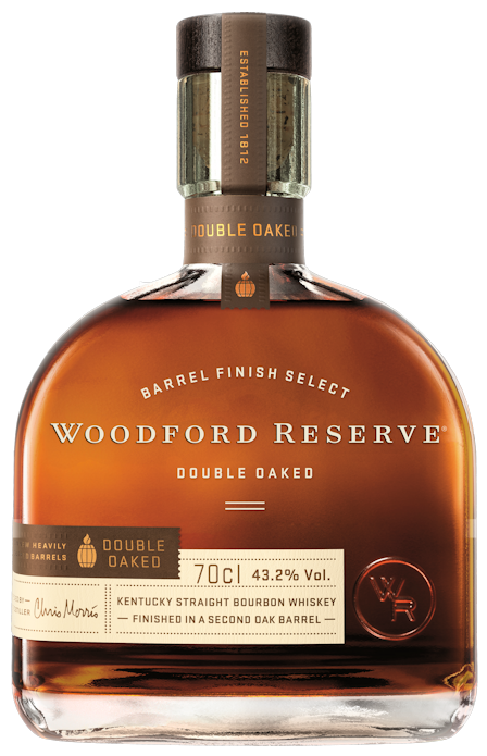 Woodford Reserve Double Oaked Bourbon Whiskey 43,2% vol. 0,7l