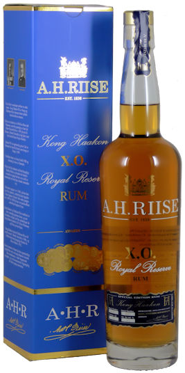 A.H. Riise Kong Haakon Rum 42% vol. 0,7l