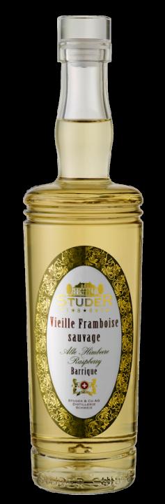 Studer Vieille Framboise Barrique Deluxe 40% vol.