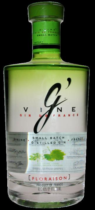 GVine Floraison Gin 40% vol. 0,7l