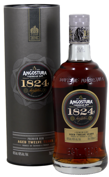 Angostura 1824 Rum 40% vol. 0,7l