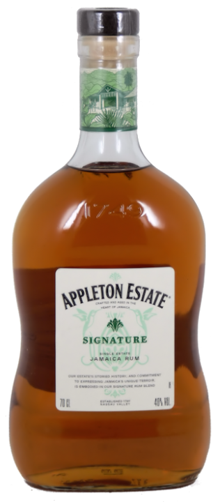 Appleton Estate Signature Blend Jamaica Rum 40% vol. 0,7l