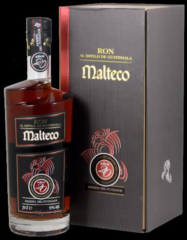 Malteco Reserva del Fundador Rum 20 Jahre 41% vol. 0,7l