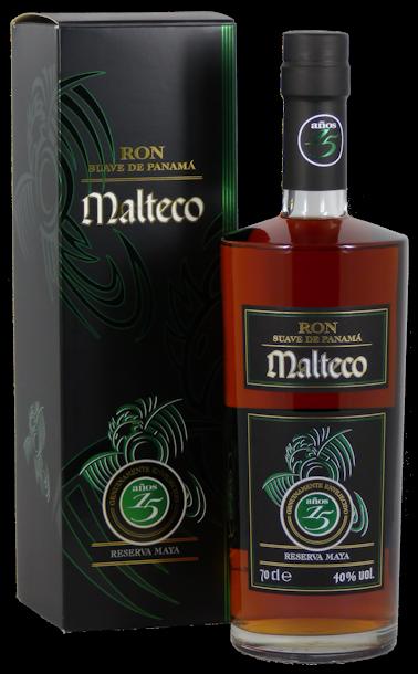 Malteco Reserva Maya Rum 15 Jahre 40,0% vol. 0,7l