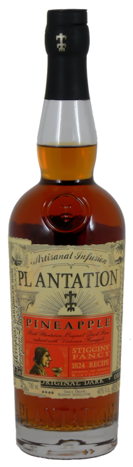 Plantation Dark Pineapple Rum Stiggin's Fancy 40% vol.