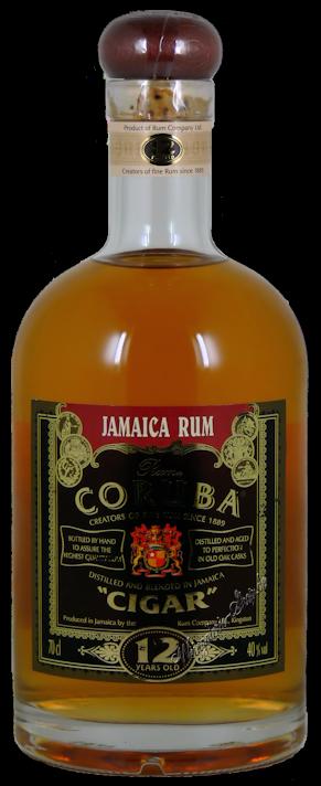 Coruba Cigar Rum 12 Jahre 40% vol. 0,7l