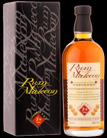 Malecon Superior Rum 12 Jahre 40% vol. 0,7l