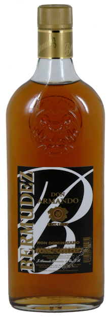 Bermudez Don Armando Rum 37,5% vol. 0,7l