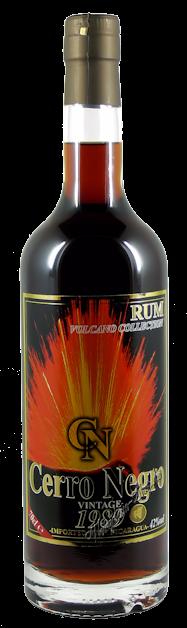Cerro Negro Rum 1989 42% vol. 0,7l
