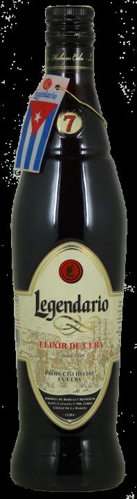 Legendario Elixir de Cuba 0,7l