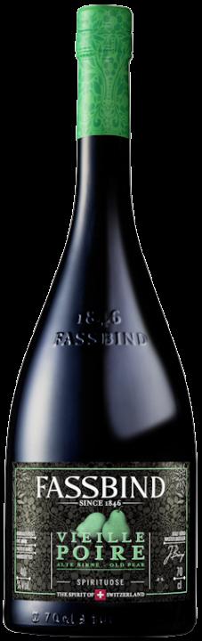 Fassbind Vieille Poire (alte Birne) 40% vol. 0,7l
