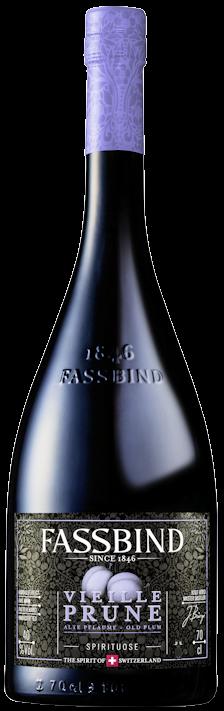 Fassbind Vieille Prune (alte Pflaume) 40% vol. 0,7l