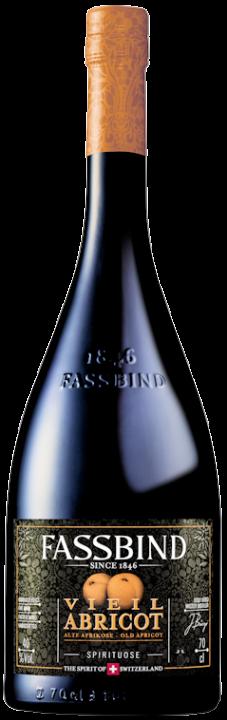Fassbind Vieille Abricot (Aprikosenbrand) 40% vol. 0,7l