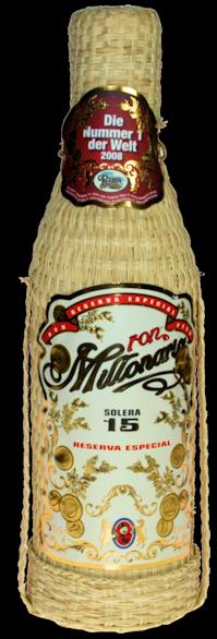 Ron Millonario Solera Reserva Especial 15 40% vol. 0,7l
