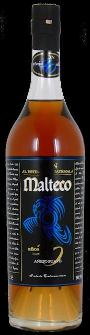 Malteco Rum 10 Jahre 40,0% vol. 0,7l