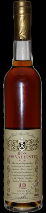Los Valientes Anejo Especial 10 Anos Rum 40% vol. 0,5l