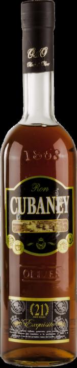 Ron Cubaney Exquisito 21 Años Solera Gran Reserva 38% 0,7l