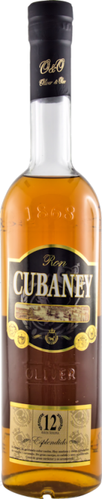 Ron Cubaney 12 Jahre Solera Gran Reserva Magnifico 38% 0,7l
