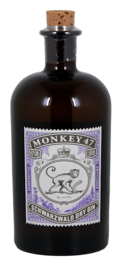 Monkey 47 Dry Gin 47% vol. 0,5l