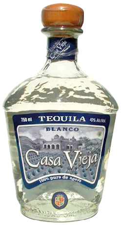 Casa Vieja Blanco Tequila 38% vol. 0,7l