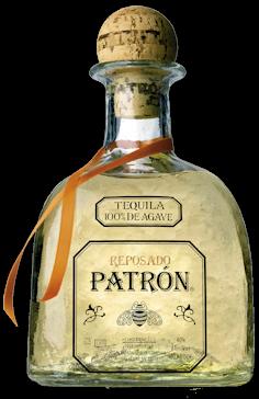 Patron Reposado Tequila 40% vol. 0,7 Liter