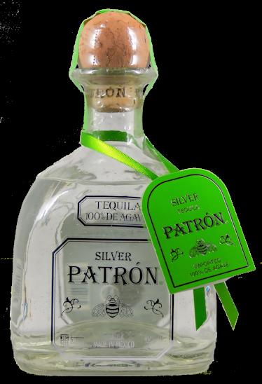 Patron Silver Tequila 40% vol. 0,7l