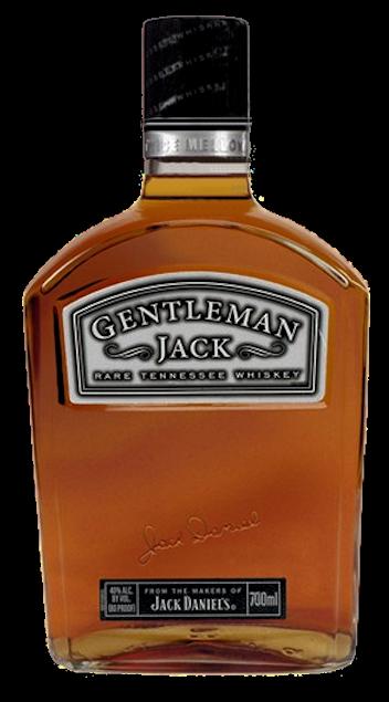 Jack Daniels Gentleman Jack Whiskey 40% vol. 0,7l