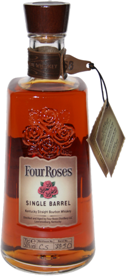 Four Roses Single Barrel Whiskey 50% vol. 0,7l
