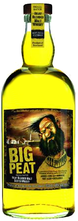 Big Peat Malt Whisky 46% vol. 0,7l