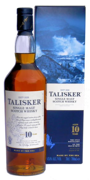 Talisker 10 Jahre Single Malt Whisky 45,8% vol. 0,7l